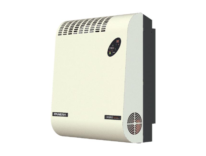 Sirokko Nano - Sıcak Hava Üreteci2