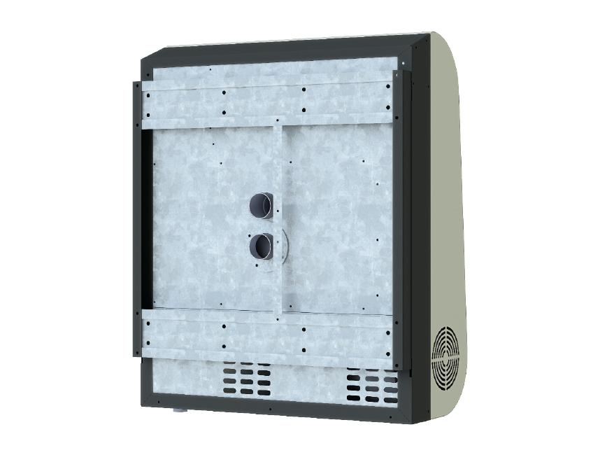Sirokko Nano - Sıcak Hava Üreteci3