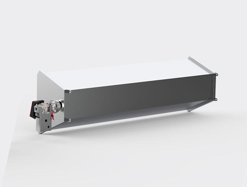Seramik Plakalı Radyant Isıtıcı - Gufo GP - 34 kW ÇİFT KADEMELİ+KUMANDA3