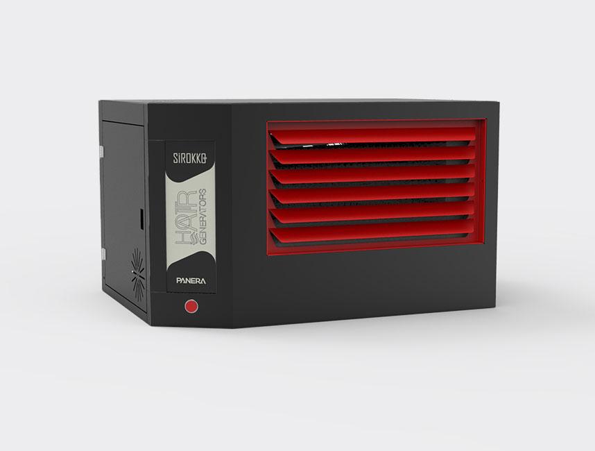 Doğalgazlı Kapalı Alan Isıtıcı Sıcak Hava Üreteçleri - SİROKKO 303